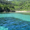 Les eaux de Port Cros